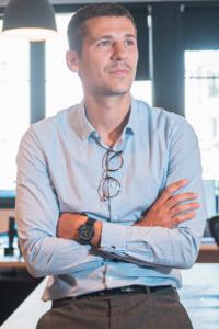 Alexandre Perrin - Directeur de Clientèle - Iconomedia Saison 2