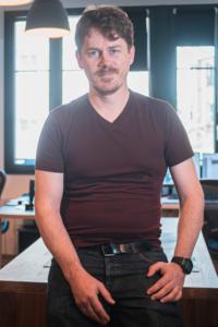 Antoine Le Bail – Designer et Bureau d'Etudes - Iconomedia Saison 2